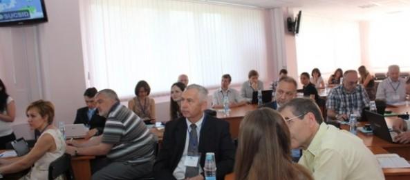 Встреча участников консорциума SUCSID в Сумах (Украина)