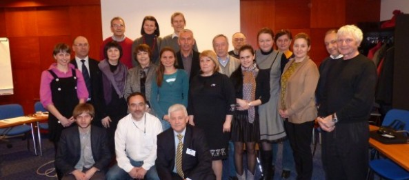 Собрание консорциума проекта SUCSID в Тампере (Финляндия)