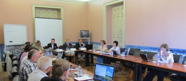 Собрание консорциума проекта SUCSID в г. Лиссабоне (Португалия)