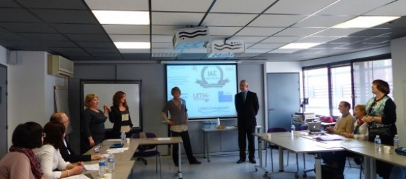 SUCSID Consortium's Members Meeting in Montpellier, France