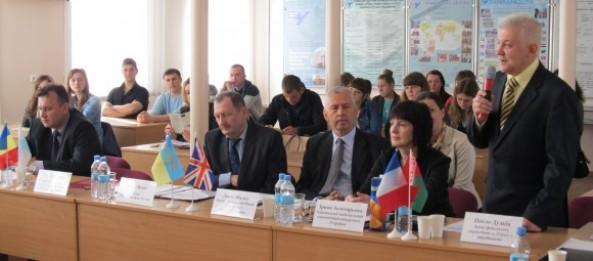 SUCSID Consortium's Members Meeting in Ternopil, Ukraine