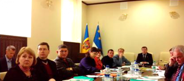 """Round table """"Support and Development of Innovative Entrepreneurship"""" was held  by Comrat State University"""