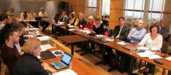 SUCSID Consortium's Members Meeting in Stockholm, Sweden