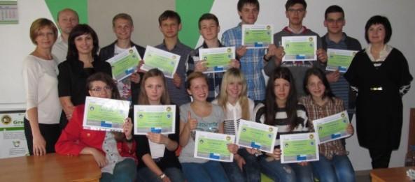 Summer School on entrepreneurship «First Capital junior» in Simon Kuznets KhNUE
