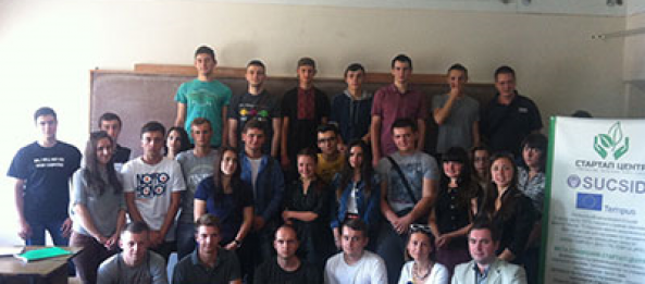 """""""Business Week from the Startup Center of TNTU"""" dedicated to the """"Entrepreneur's Day in Ukraine"""""""