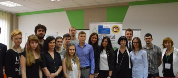 Cooperation of the Startup Center «First Capital» and Kharkiv City Council