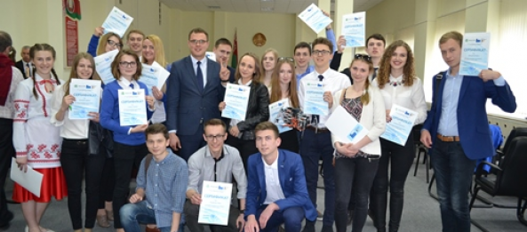 Crash tests of start-up projects at the Belarusian National Technical University