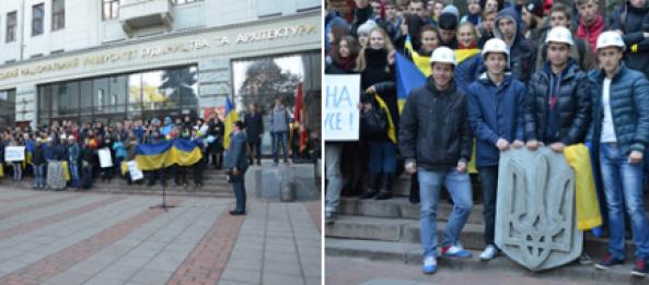 Деятельность стартап-центра ХНУСА «New Development» (г. Харьков) в октябре-ноябре 2015 года