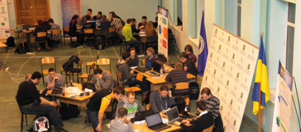 "S. Kuznets Kharkiv National University of Economics held ""Hackathon-1654″"