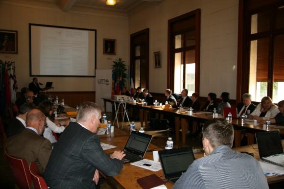 Установочное собрание по проекту SUCSID