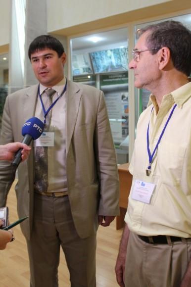 Встреча в Сумском государственном университете