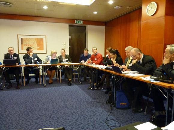 Собрание консорциума проекта SUCSID в Тампере (1)