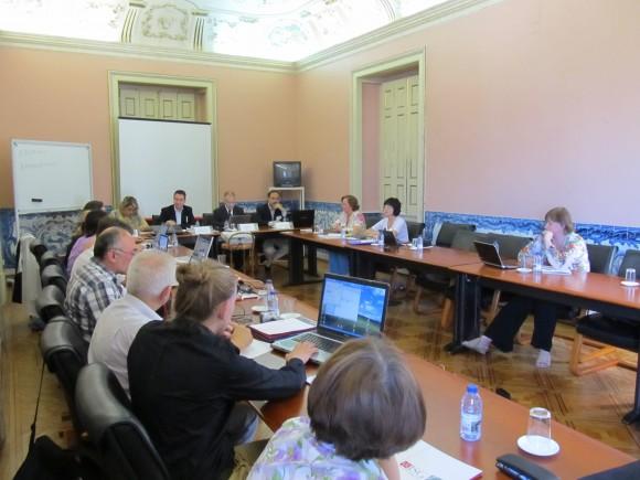 Собрание консорциума проекта SUCSID в г. Лиссабоне