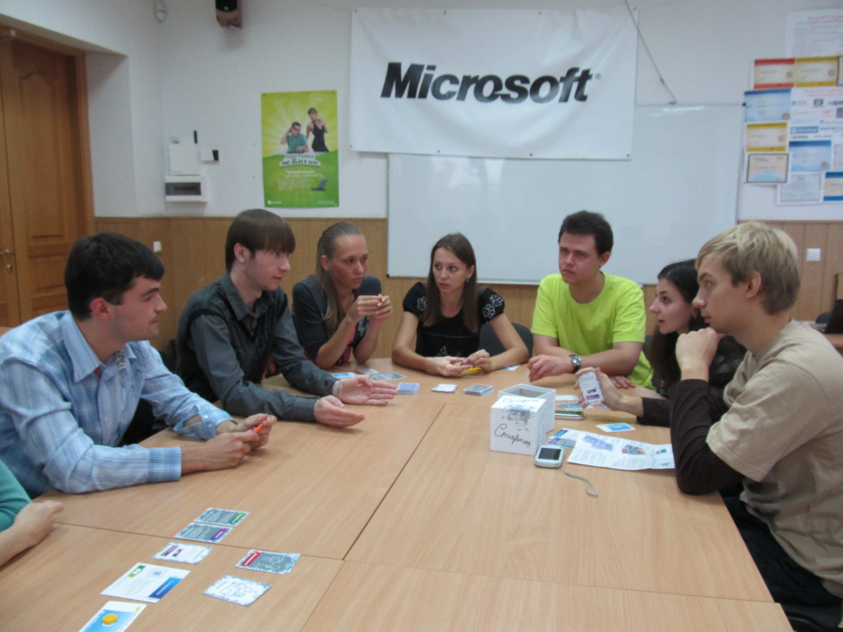 """A business game """"Start-Up"""" at KhNUE - SUCSID - TEMPUS Cross ..."""