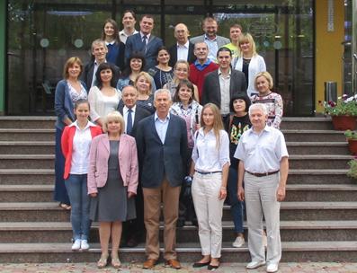 Збори членів консорціуму проекту SUCSID в Києві