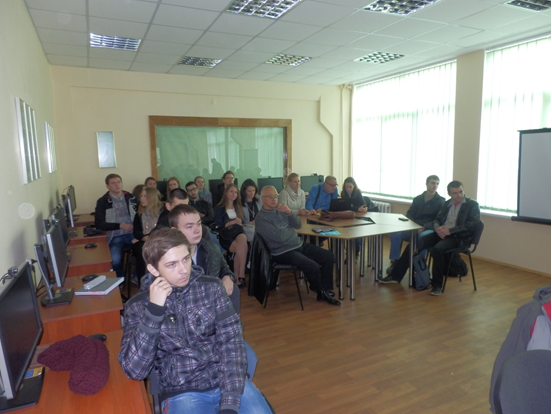 Seminar «Process automation 2015»